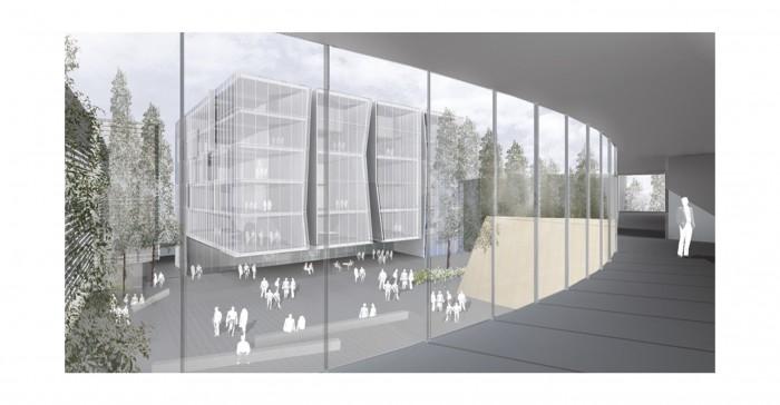 Shenkar Campus Chyutin Architects